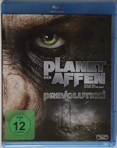 Planet der Affen - Prevolution Front