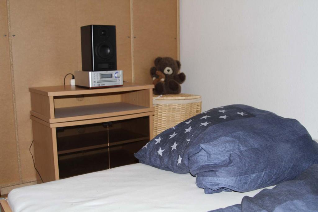 NuPro im Schlafzimmer
