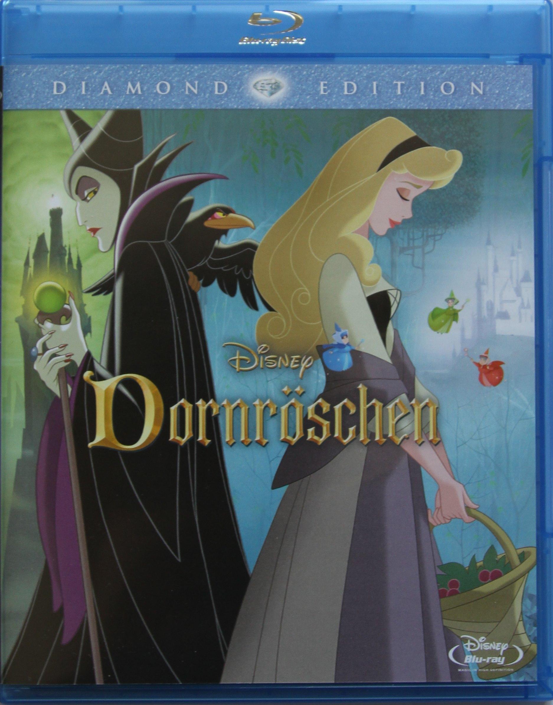Dornröschen Blu Ray Review Mein Heimkinotest