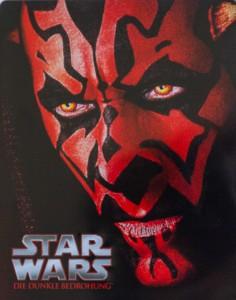 Star Wars I Front