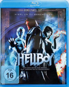 Hellboy Front