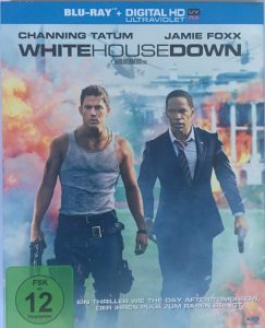 White House Down Front Papphülle