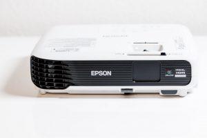 Epson EB-U004 - Frontansicht