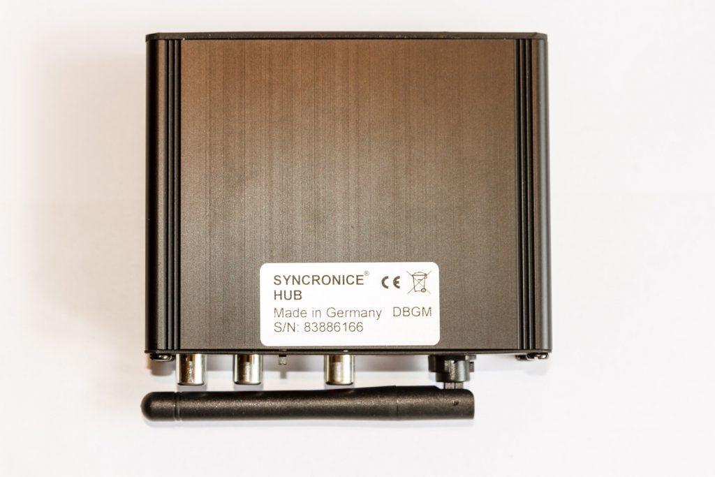 Die Syncronice Komponenten können mit ihren kompakten Abmessungen punkten